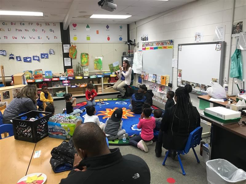 Family Reading Night 2019 (Click the title to learn more)