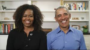 Storytime with President Obama & Mrs. Obama (Click the link to learn more)