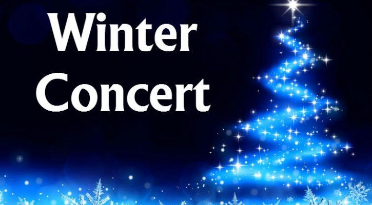 Indiana-Sauk Winter Concert