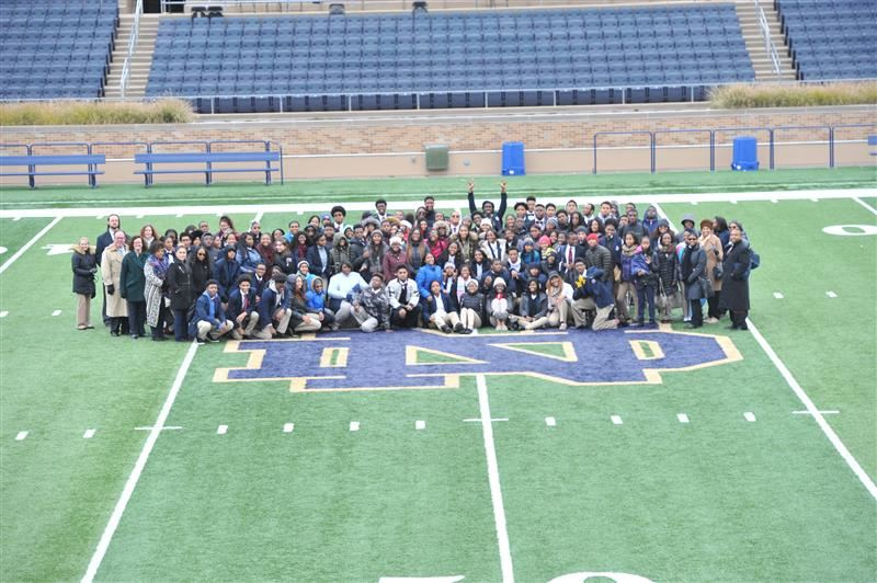 Southland visits the University of Notre Dame