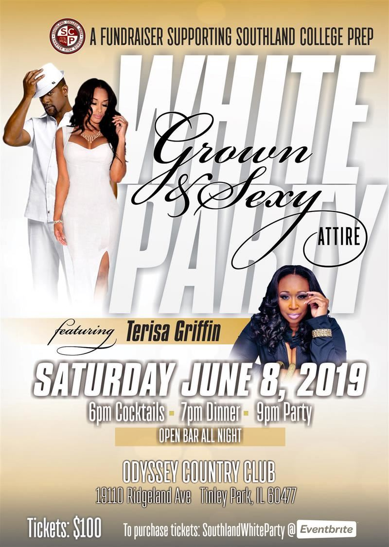 Southland White Party With A Purpose