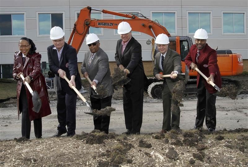 Southland breaks ground on performing arts center