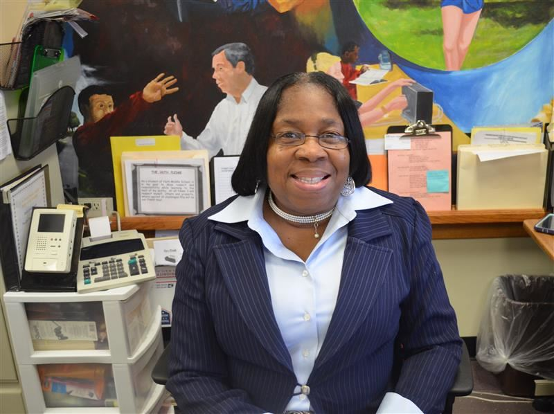 Mrs. Linda F. Williams, Administrative Assistant