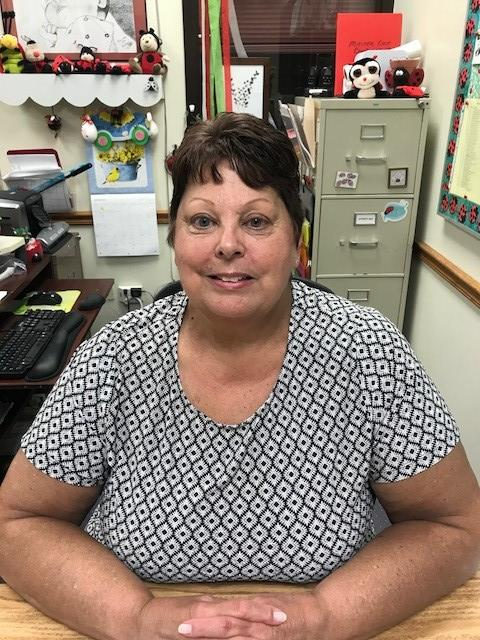 Mrs. Barb Marsh, Student Services Assistant
