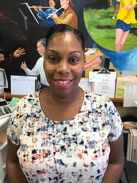 Ms. Stephanie Jones, Administrative Assistant