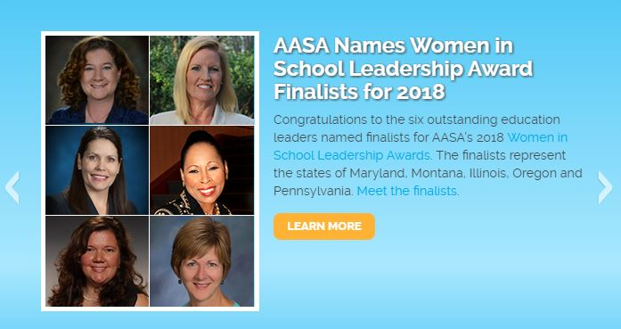 Matteson School District 162 Superintendent Dr. Blondean Davis named finalist in national women in leadership award competition